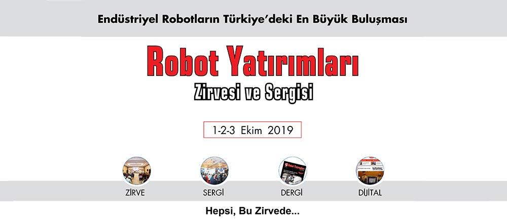 Robot Yatırımları Zirvesi