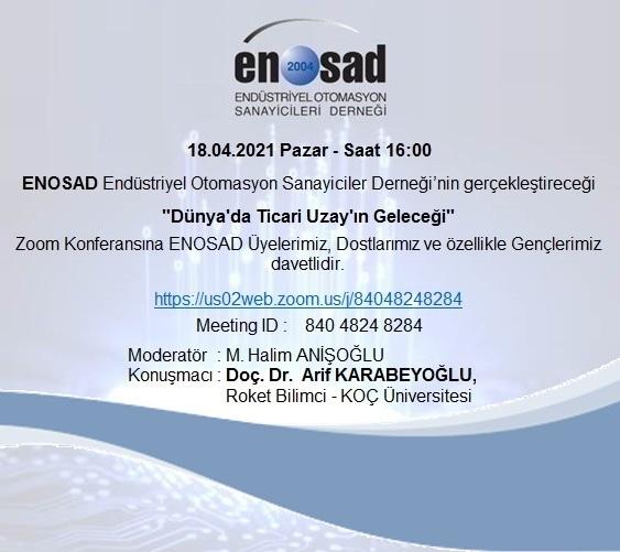 ENOSAD Konferansı