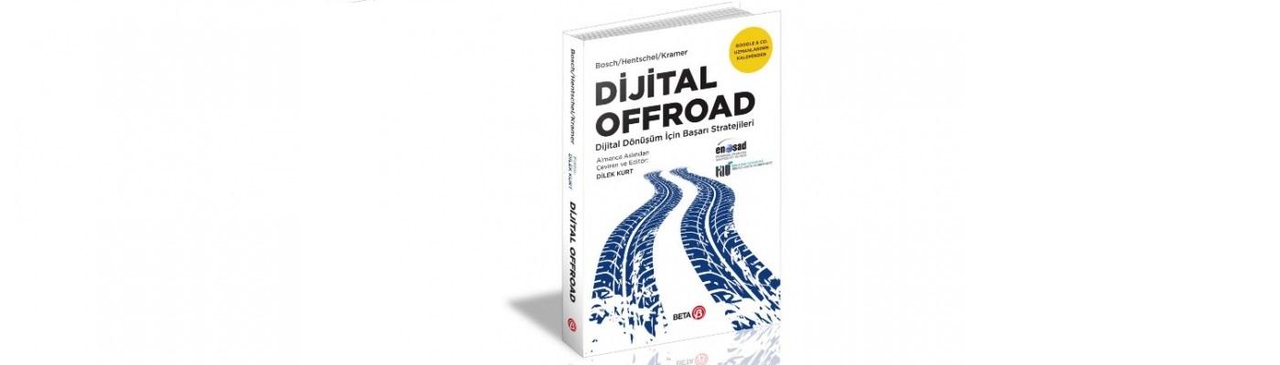 Dijital Offroad kitabı yayımlandı